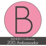 What Does Blended Conference Have to do With Experiencing Parenthood?