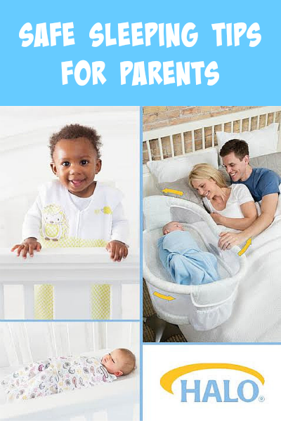 Safe Sleeping Tips For Parents Experiencing Parenthood
