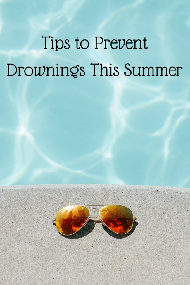 Tips to Prevent Drownings This Summer