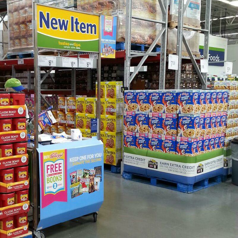 Attend a demo at your local Sam's Club on Aug 22 or 23 #Back2SchoolStockUp #Ad #cbias