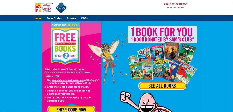 Go to freebookoffer to enter your codes #Back2SchoolStockUp #Ad #cbias