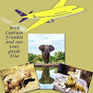 Africa's Big Five Wild Animals (My First Travel Books) By Anna Othitis {Guest Children Book Review}