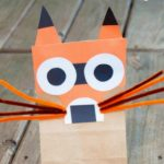 Fox Face Bag