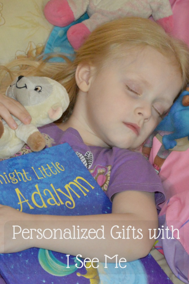 Personalized Gifts with I See Me