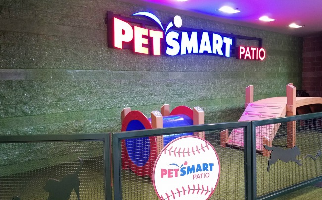 PetSmart Patio