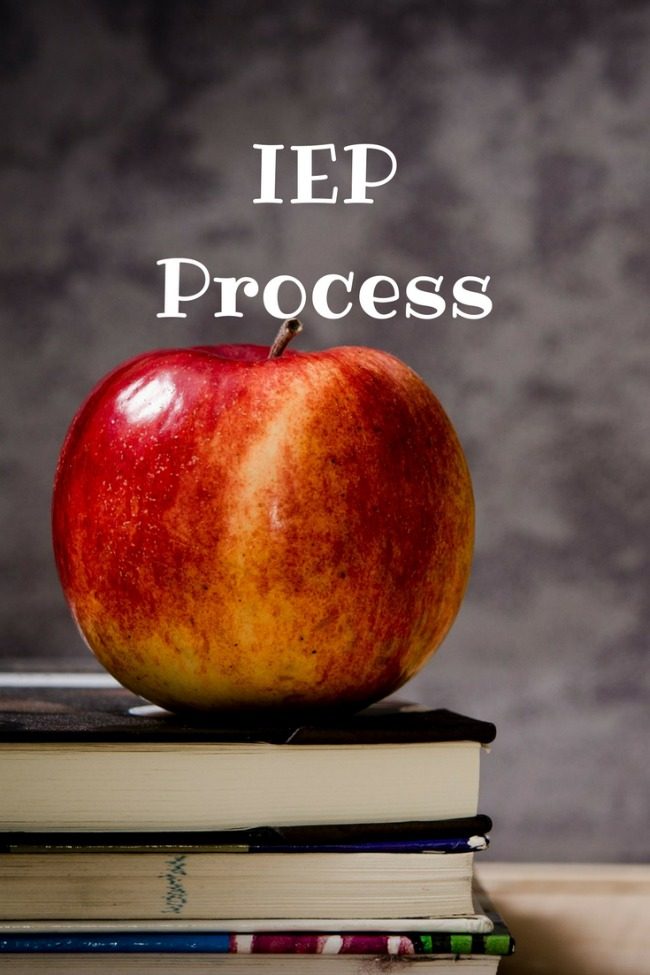 Step by step of the IEP Process