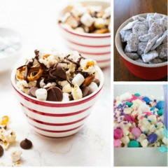 Family Movie Night Snacks