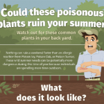 Could These Poisonous Plants Ruin Your Summer?